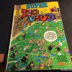 Livros de Banda Desenhada: SUPER TIO VIVO Nº 40 (COIB18). Lote 67440389