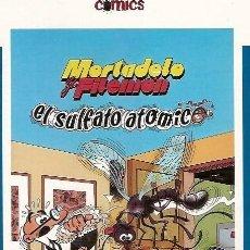 Tebeos: MORTADELO Y FILEMÓN 3 EL SULFATO ATÓMICO. Lote 67540977