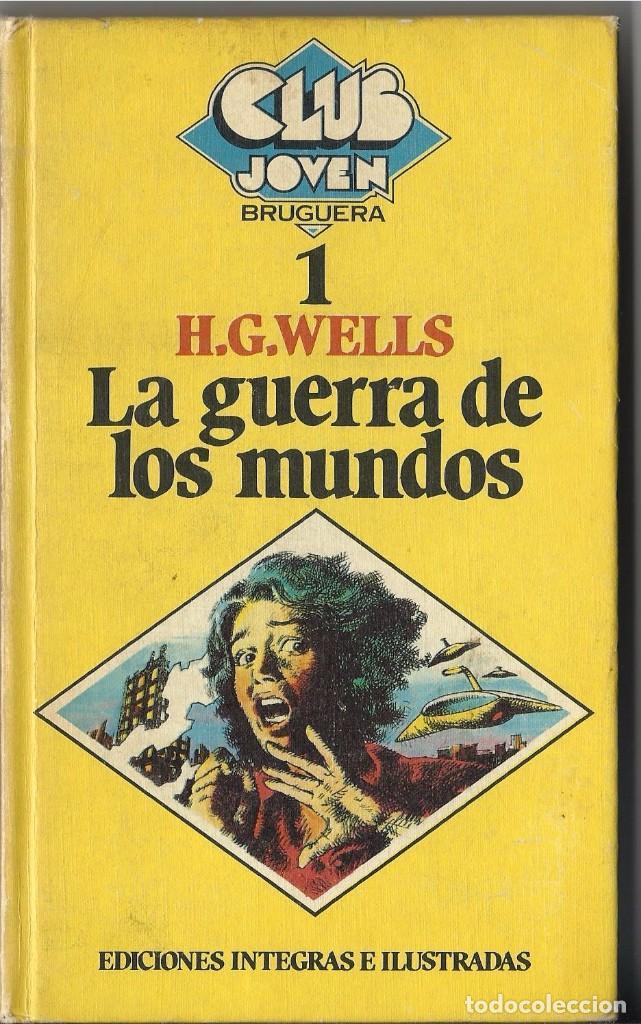 LA GUERRA DE LOS MUNDOS. (Tebeos y Comics - Bruguera - Otros)