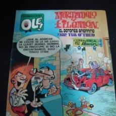 Tebeos: MORTADELO Y FILEMON. EL BOTONES SACARINO Y SIR TIM O´THEO. FRANCISCO IBAÑEZ. BRUGUERA 1982. COMICS.. Lote 67808921