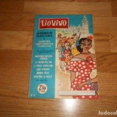 Tebeos: TIO VIVO EPOCA 1 Nº 6. BRUGUERA PRIMERA EPOCA. Lote 67864761