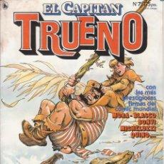Tebeos: COMIC CAPITÁN TRUENO Nº 7 ED.BRUGUERA 1986. Lote 67944329