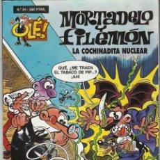 Tebeos: MORTADELO Y FILEMON - . Lote 68026593