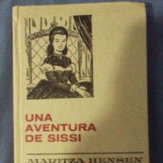 Tebeos: UNA AVENTURA DE SISSI MARITZA HENSEN 1972 3ª EDICIÓN COLECCIÓN HISTORIAS SELECCIÓN. Lote 68124913