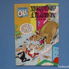 Tebeos: TEBEO: MORTADELO Y FILEMÓN (COLECCIÓN OLÉ, Nº 57) BRUGUERA.1975 ¡2ª ED.! ¡ORIGINAL!. Lote 68273165