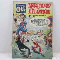 Tebeos: MORTADELO Y FILEMÓN - MISIONES TURULATAS // NÚM 144 // COLECCIÓN OLÉ! // 1979 // EDITORIAL BRUGUERA. Lote 68327709