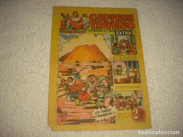 CAPITAN TRUENO EXTRA . N° 27 (Tebeos y Comics - Bruguera - Capitán Trueno)