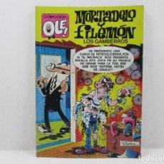 Tebeos: MORTADELO Y FILEMÓN - LOS GAMBERROS // NÚM M. 252 // COLECCIÓN OLÉ! // 1992 // EDICIONES B . Lote 68333721