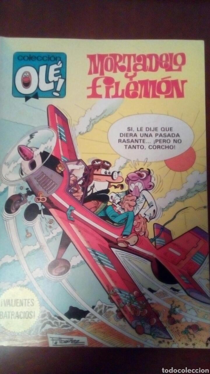 CÓMIC MORTADELO Y FILEMON N'213-1' EDICIÓN AÑO 1980. (Tebeos y Comics - Bruguera - Mortadelo)