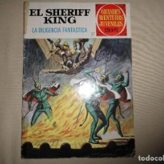 BDs: SHERIFF KING Nº 64 LA DILIGENCIA FANTASTICA BRUGUERA. Lote 68572357