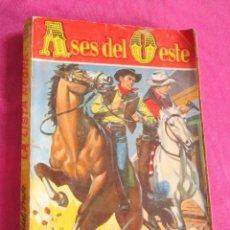 Tebeos: ASES DEL OESTE 125 FIDEL PRADO BRUGUERA. Lote 68642617