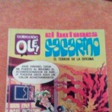 Tebeos: CÓMIC EL BOTÓNES SACARINO N'132-1' EDICIÓN AÑO 1977.. Lote 68856723