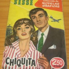 Tebeos: SISSI 76 CHIQUITA. SELECCION DE NOVELAS GRAFICAS. BRUGUERA. Lote 68961857