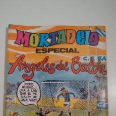 Tebeos: MORTADELO ESPECIAL Nº 98. ANGELES DEL BALON. BRUGUERA 1980. Lote 69075577