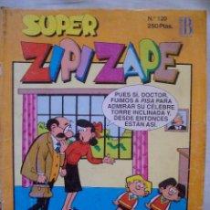 Tebeos: SUPER ZIPI Y ZAPE Nº 120 BRUGUERA. Lote 69091317