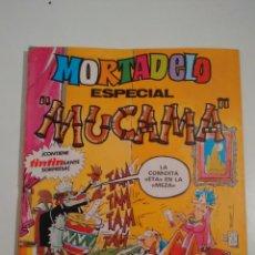 Tebeos: MORTADELO ESPECIAL Nº 109. MUCAMA. BRUGUERA 1981. POSTER. Lote 69106153