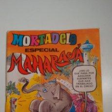 Tebeos: MORTADELO ESPECIAL Nº 116. MAHARAJA. BRUGUERA 1981.. Lote 69107129