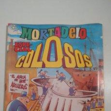 Tebeos: MORTADELO ESPECIAL Nº 133. COLOSOS. BRUGUERA 1982. Lote 69110957