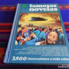 Tebeos: FAMOSAS NOVELAS Nº IX. BRUGUERA 1ª EDICIÓN 1977. DIFÍCIL.. Lote 69254617