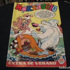 Tebeos: MORTADELO - EXTRA DE VERANO 1972 - BRUGUERA - CORSARIO HIERRO. Lote 69300365