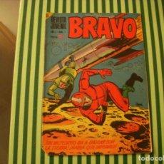 Tebeos: REVISTA JUVENIL BRAVO Nº 1, EDITORIAL BRUGUERA. Lote 69414417