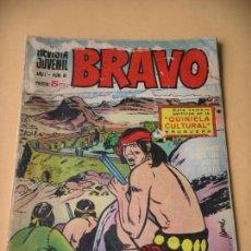 Tebeos: BRAVO, EL JINETE PERDIDO, DE BLUEBERRY, POR CHARLIER Y GIR, RECOPILACIÓN, ED. BRUGUERA. Lote 69489437