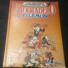 Tebeos: LAS MEJORES HISTORIETAS DE MORTADELO Y FILEMÓN. TOMO 2 EDITORIAL NAUTA. Lote 70000117