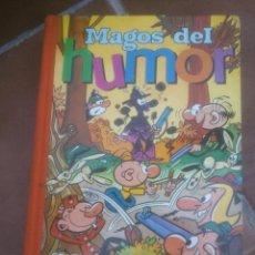Tebeos: MAGOS DEL HUMOR. TOMO X. ASPIRINO Y COLODIÓN, LAS HERMANAS GILDA, ANGELITO.... BRUGUERA. 1972. Lote 70056085