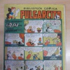 Tebeos: PULGARCITO Nº 173 BILIOTECA COMICA LAS HERMANAS GILDA NOBLE ASPIRACION . Lote 70103381