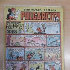 Tebeos: PULGARCITO Nº 130 BIBLIOTECA COMICA LAS HERMANAS GILDA HACEN EL OSO . Lote 70103805