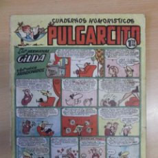 Tebeos: PULGARCITO Nº 150 CUADERNOS HUMORISTICOS LAS HERMANAS GILDA Y LOS NIÑOS ABANDONADOS. Lote 70103869