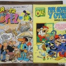 Tebeos: 5745 - COMIC VARIOS EDICION BRUGUERA. 1985. 14 EJEMPLARES.. Lote 70025043