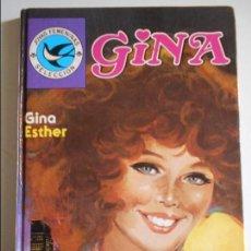 Tebeos: GINA. ESTHER. JOYAS FEMENINAS SELECCION Nº 8. EDITORIAL BRUGUERA, 1ª EDICION, 1985. TAPA DURA. COLOR. Lote 70233765