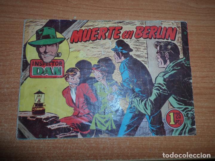 INSPECTOR DAN Nº 49 EDITORIAL BRUGUERA ORIGINAL (Tebeos y Comics - Bruguera - Inspector Dan)