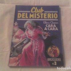 Tebeos: CLUB DEL MISTERIO Nº 3 CARA A CARA. Lote 70304117