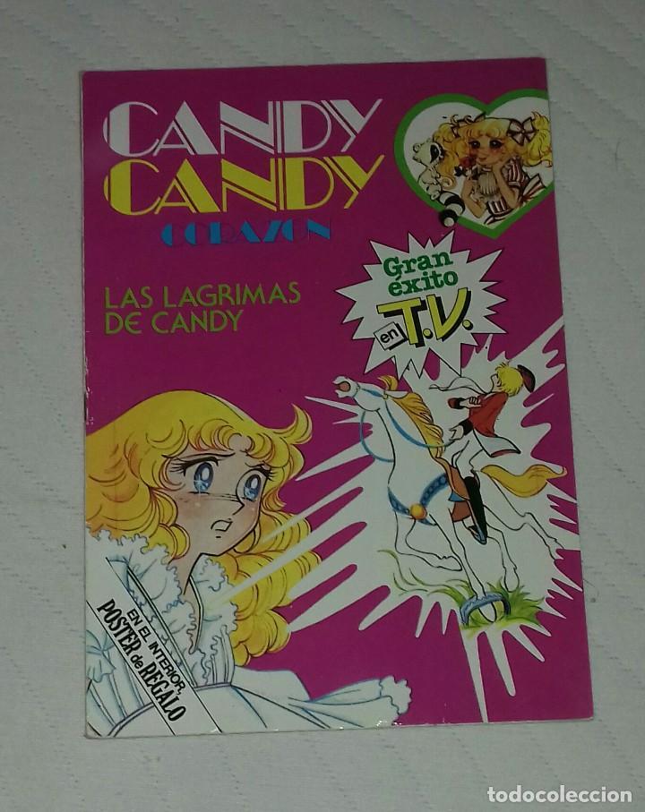 CANDY CANDY CORAZÓN EDITORIAL BRUGUERA (Tebeos y Comics - Bruguera - Otros)