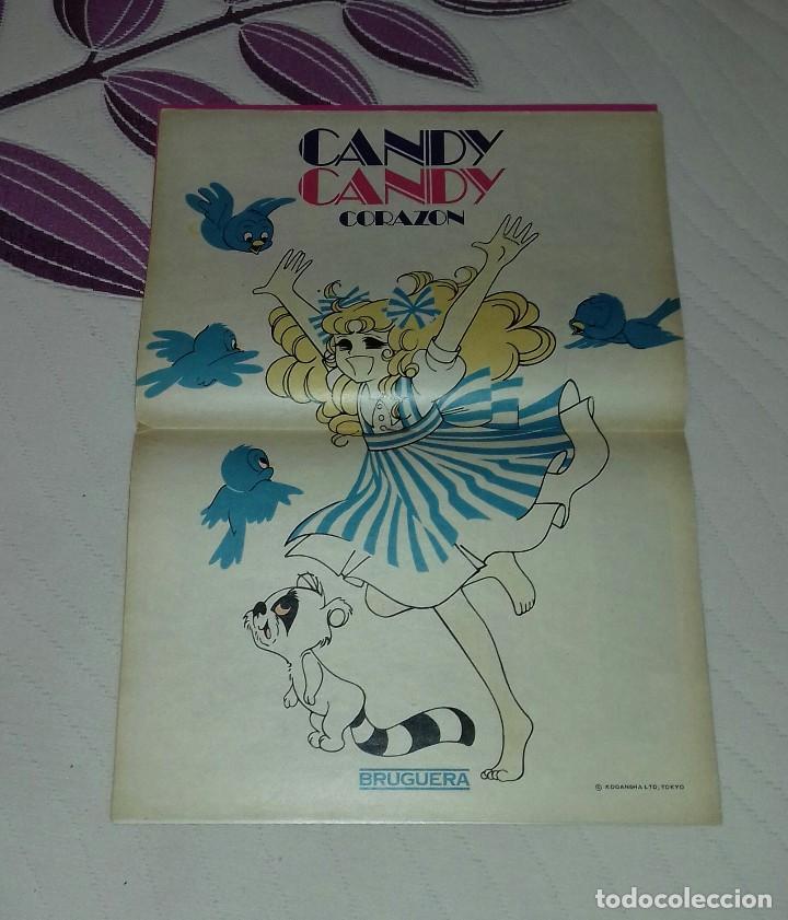 Tebeos: Candy Candy Corazón editorial Bruguera - Foto 3 - 107940848