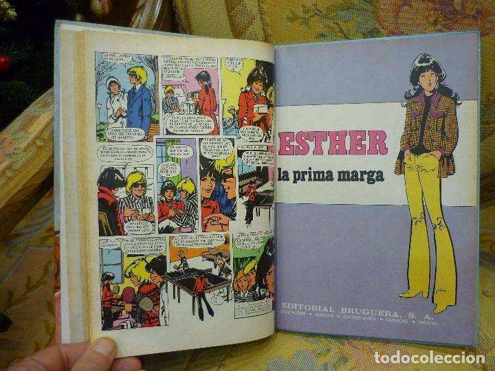 Tebeos: SELECCIÓN JOYAS FEMENINAS Nº 9: ESTHER Y TÍO ARTHUR. BRUGUERA, 1ª EDICIÓN 1.985. - Foto 4 - 70454193