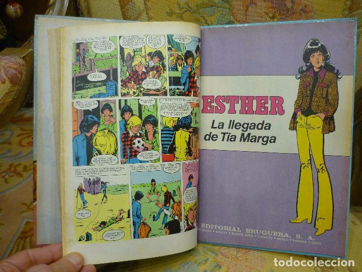 Tebeos: SELECCIÓN JOYAS FEMENINAS Nº 9: ESTHER Y TÍO ARTHUR. BRUGUERA, 1ª EDICIÓN 1.985. - Foto 6 - 70454193