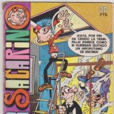 Tebeos: SUPER SACARINO Nº 10. 1ª EDICIÓN BRUGUERA 1976.. Lote 171386833