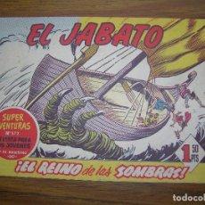 Tebeos: JABATO EL REINO DE LAS SOMBRAS Nº189 AÑO 1962. Lote 70918045