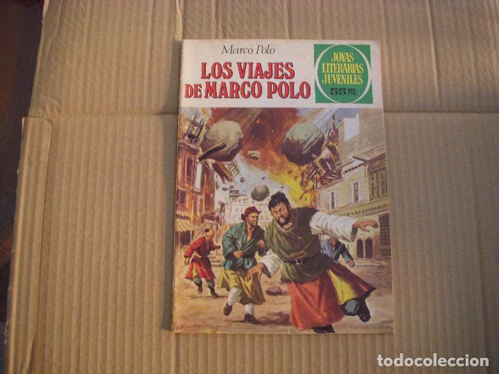 JOYAS LITERARIAS JUVENILES Nº 166, EDITORIAL BRUGUERA (Tebeos y Comics - Bruguera - Joyas Literarias)
