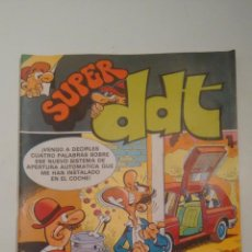 Tebeos: SUPER DDT Nº 91. BRUGUERA 1981. Lote 71047373