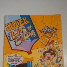 Tebeos: SUPER ZIPI Y ZAPE Nº 3. BRUGUERA 1973. Lote 71077377