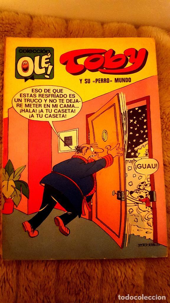 OLE BRUGUERA Nº44, TOBY Y SU PERRO MUNDO, 1ª EDICIÓN (Tebeos y Comics - Bruguera - Ole)