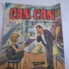 Tebeos: CAN CAN. REVISTA PARA ADULTOS Nº 49. BRUGUERA 1964. Lote 71536511