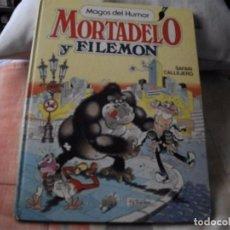 Tebeos: COMICS - MAGOS DEL HUMOR MORTADELO - EL DE LAS FOTOS - VER TODOS MIS LOTES DE TEBEOS. Lote 71788647