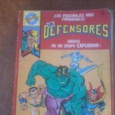 Tebeos: POCKET DE ASES 35 (BRUGUERA) - LOS DEFENSORES - 1983. Lote 71935007