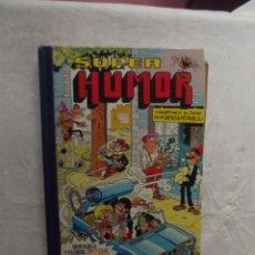 Tebeos: SUPER HUMOR VOLUMEN 40 PEPE GOTERA Y OTILIO ,, MORTADELO Y FILEMON SAGARINO ZIPI Y ZAPE. Lote 71943251