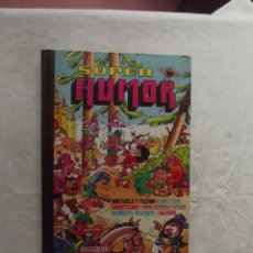 Tebeos: SUPER HUMOR VOLUMEN 16 DOÑA TECLA ,DOÑA LIO ,, MORTADELO Y FILEMON SAGARINO ZIPI Y ZAPE. Lote 71949391